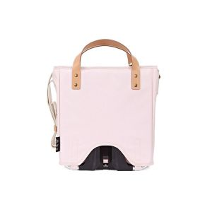 Brompton Tote Bag with Frame - Cherry Blossom