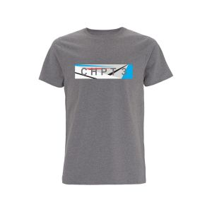 CHPT3 One More Lap Logo T-Shirt - Grey