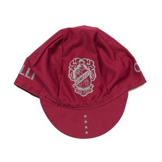 Cinelli Crest Cap - Red
