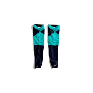 Outrider Colour Block Arm Warmers