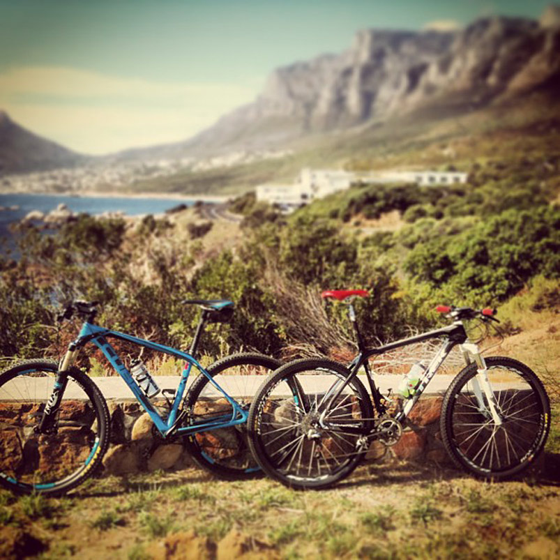 The Cape Epic 29ers!